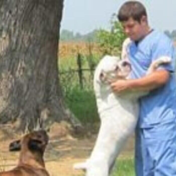 Jon – B.S. Veterinary Technician  photo